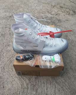 Converse Chuck Taylor 70 Hi x Off White The Ten