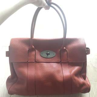 Mulberry Bayswater Bag 真皮手袋