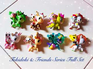S> Tokidoki & Friends (Full Set)