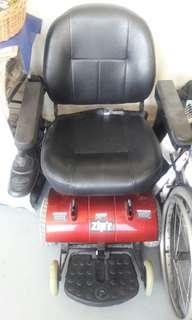 Electric Wheelchair Zipr