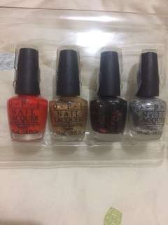 OPI set (4 kutex)