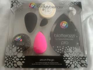Brand New Authentic BeautyBlender Pro.On.The.Go Kit