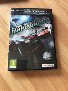 Ridge Racer unbounded for PC