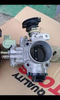 Throtle body AE111 Japan Halfcut - 4 pin