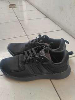 Adidas Lite Racer Full Black Original