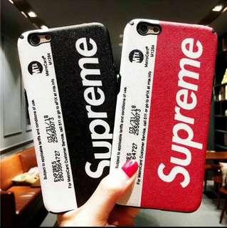 Supreme Oppo case