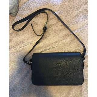 Italian Leather Shoulder/CrossBody Bag