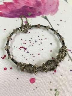 水晶手鏈crystal Bracelet