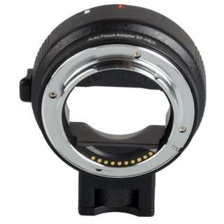Commlite EF to Sony E mount lens converter