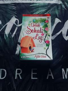 Novel Melayu-untuk sekali lagi