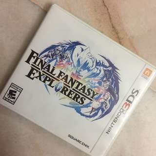 Final Fantasy Explorer