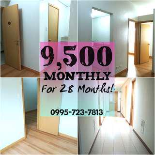 2 Bedroom for Sale near SM Novaliches