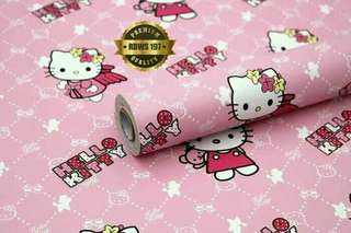 Wallpaper Sticker HK 10 meter
