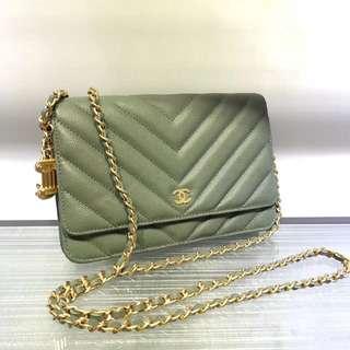 Chanel WOC、香奈兒Chanel bag