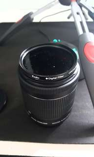 Canon EFS 18-55mm IS II STM