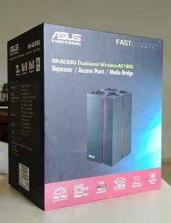 Asus RP-AC68U Wireless AC1900 Repeater