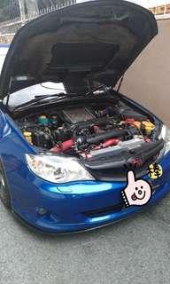 Subaru Impreza ver10 SG scrap