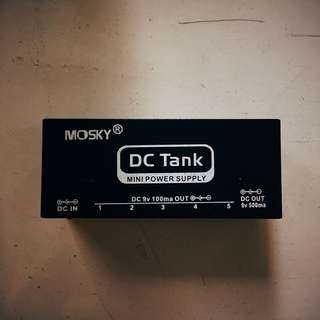 MOSKY DC-Tank Mini