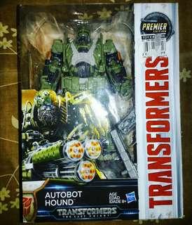 Autobot Hound - Transformers Premier Edition