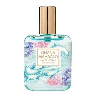 全新附盒/夏季限定款/Ohana mahaalo 夢遊海豚淡香水