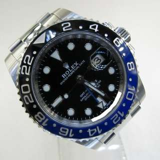 Pre Owned Rolex GMT-Master II 116710BLNR