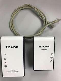 TP Link AV200 Wifi Extender
