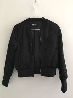 Black bomber jacket 8