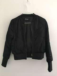 Black bomber jacket 8