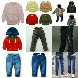 Boys Snow Outfits!