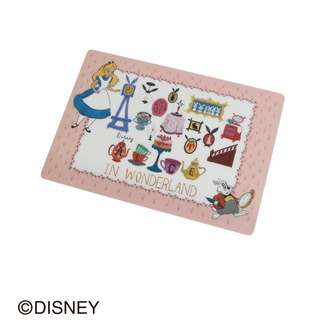Japan Afternoon Tea Disney Collection Alice in Wonderland Place Mat