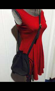 Sling black bag free sf withinn MM