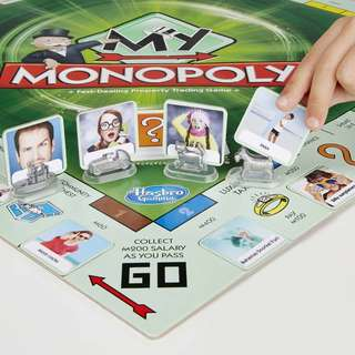 My Monopoly - Personalise Your Own Monopoly Board