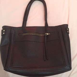 Zara Bag Black