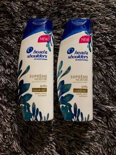 Bnew Head & Shoulders Supreme Moisture Shampoo
