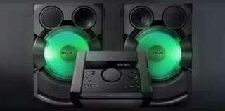 Sony Shake X7D