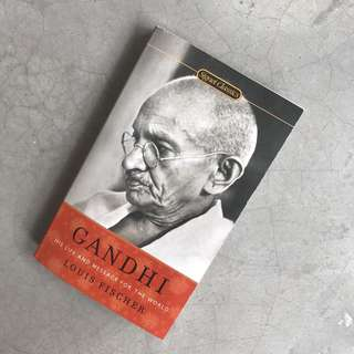 Gandhi: The Life and Message for The World