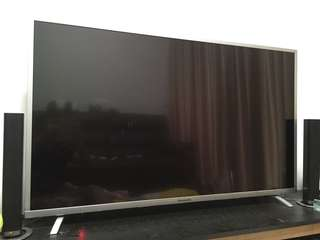 "Panasonic TV 55""4K"