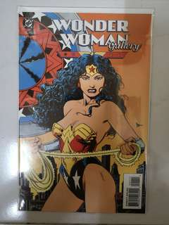DC COMICS WONDER WOMAN GALLERY ONE SHOT