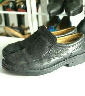 Clarks Hitam Authentic Original
