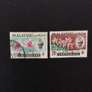 MALAYSIA OLD STAMPS