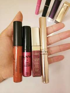 ALL 20rb LIPSTICK LIPGLOSS