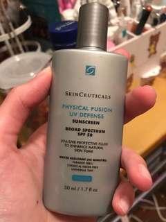 SkinCeuticals 膚色防曬