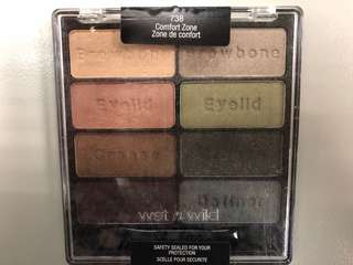 Wet 'n' Wild Eyeshadow Palette (Comfort Zone)