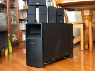 Bose AM10 IV Black