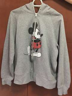 Mickey Mouse sweater jacket