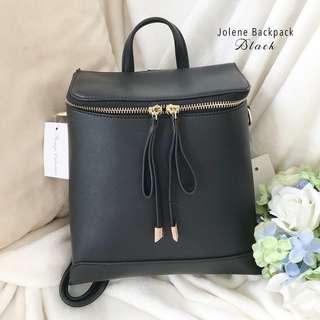 Jolene Backpack Black