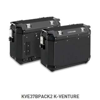 Kappa KVE37BPACK2 K-Venture Side Boxes