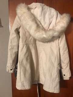 Forever new fur jacket