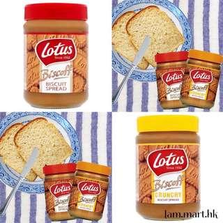 比利時 Lotus biscoff 焦糖餅乾醬