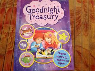 Goodnight treasury (hardcover)